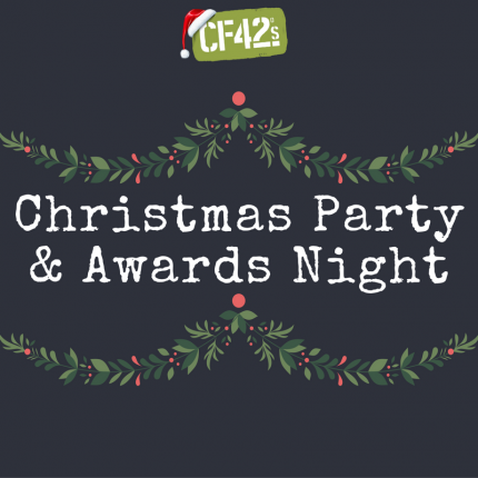 CF42s Christmas Party